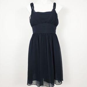 BANANA REPUBLIC | 100% Silk Dress LBD NWT
